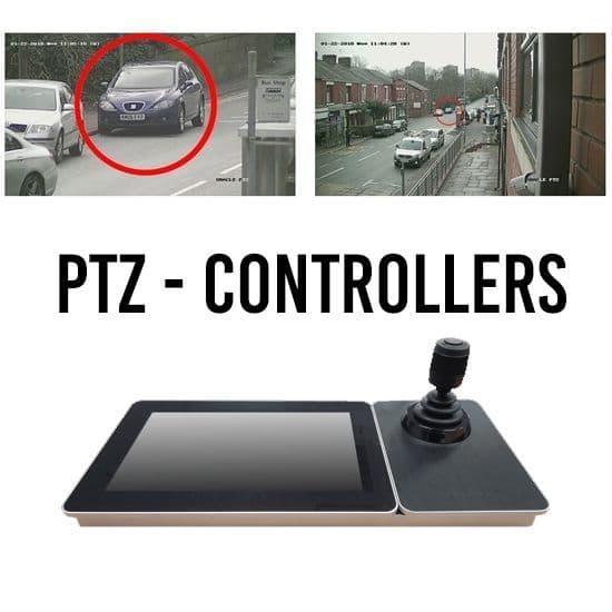 Pan Tilt Zoom Controllers